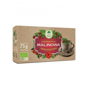 Herbata Malinowa EKO 25x3g