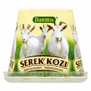 DANMIS SER KOZI SMIETANK.125G