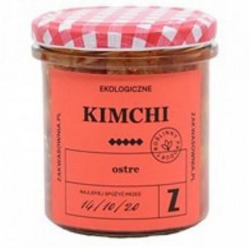 Ekologiczne Kimchi ostre 300g
